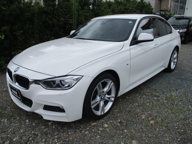 BMW 320i Mスポーツ 6MT