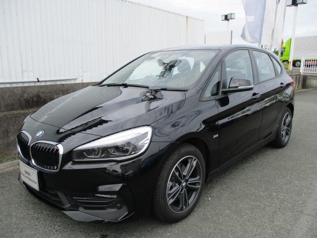 BMW 218dアクティブツアラー スポーツ パーキングサポートP