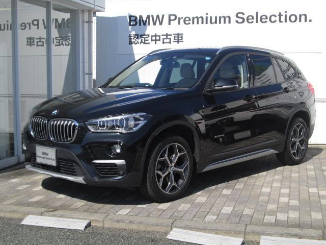 BMW xDrive 18d xライン コンフォート ACC HUD