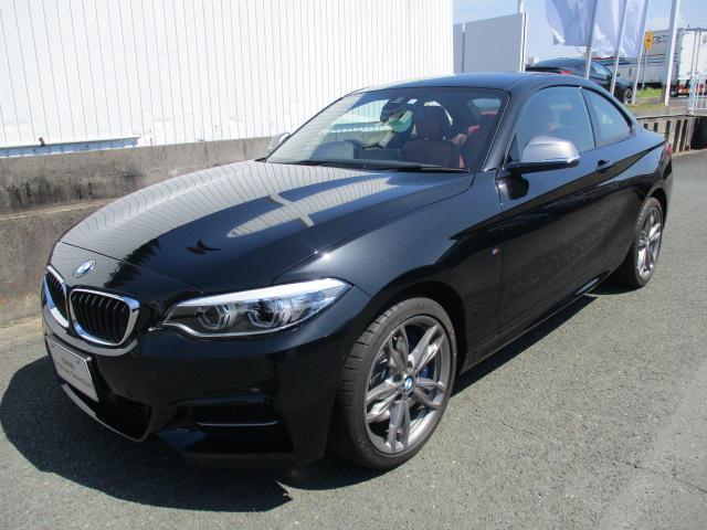 BMW M240iクーペ Mサスペンション ACC 赤レザーシート