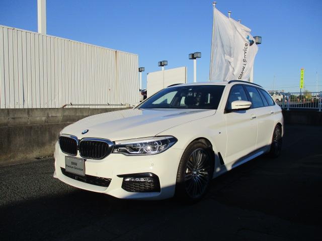 BMW 523dツーリング Mスポーツ ACC 衝突軽減ブレーキ