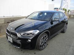 BMW X2sDrive 18i MスポーツX コンフォートP HUD