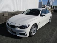 BMW420iグランクーペ Mスポーツ ACC デジタルメーター