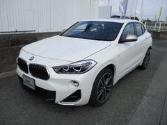 BMW X2M35i サンルーフ モカレザー 19AW Mブレーキ