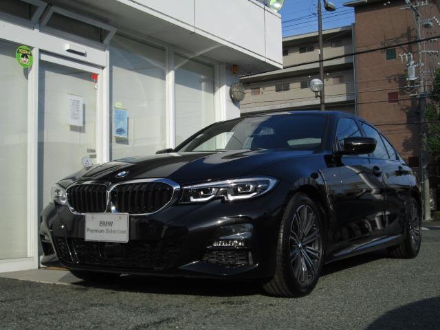 BMW 320d Mスポーツ パーキングアシストプラス