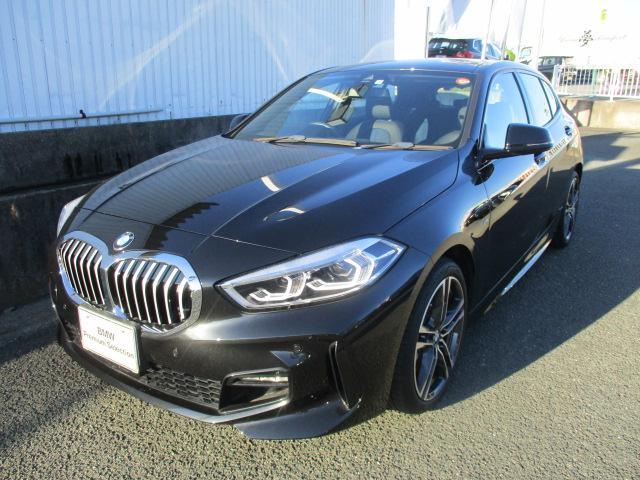 BMW 1シリーズ 118i Mスポーツ ACC 電動シート ナビ無し