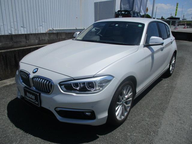 BMW 1シリーズ 118i ファッショニスタ ACC 純正前後ドラレコ バックカメラ・PDC