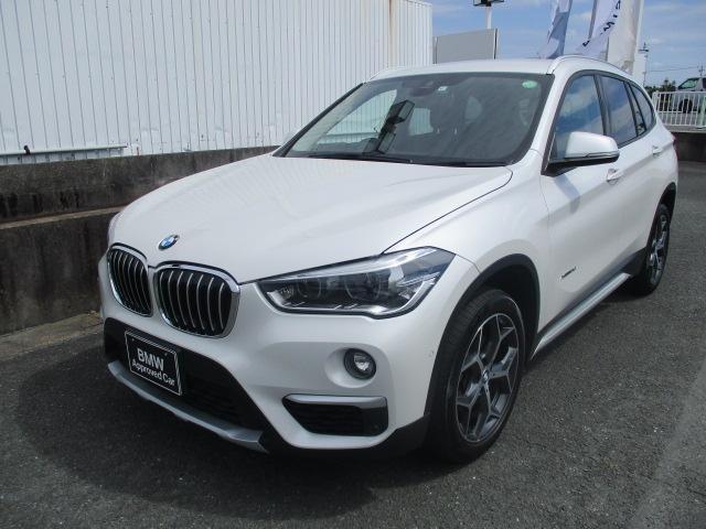 BMW X1 xDrive 18d xライン ハイライン コンフォート 社外地デジ