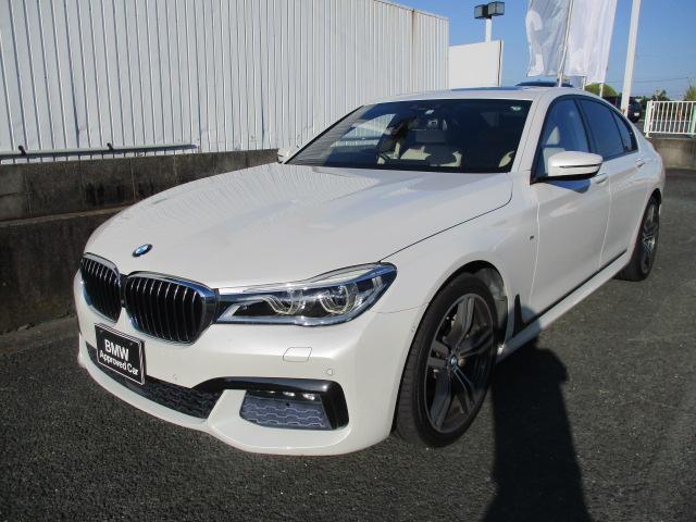 BMW 740i Mスポーツ ディスプレイキー HUD 地デジ ハーマン