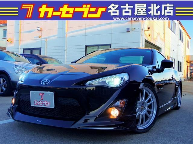 トヨタ GTリミテッド スーパーチャージャーフルエアロ車高調