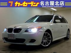 BMW525iツーリング Mスポーツパッケージ 純正Iドライブ