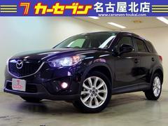 CX−5XD Lパッケージ 黒革 BOSE 19AW 4WD