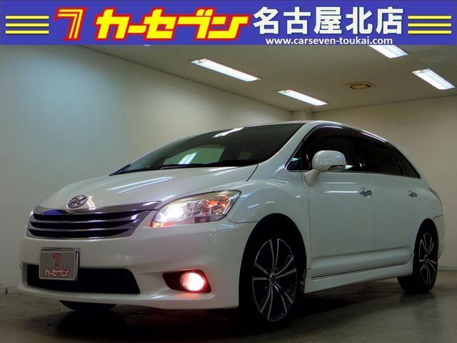 トヨタ エアリアル パワーシート 7人乗 HDDナビ 社外アルミ