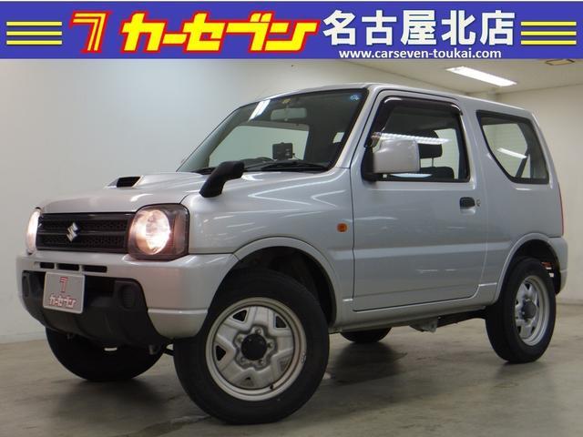 スズキ XG 4WD MT車 ユーザー買取車