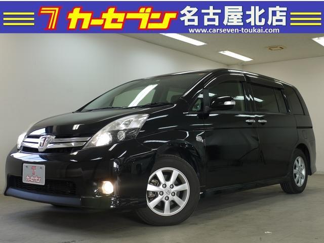 トヨタ 両側電動スライド・リアモニター・革シート・HDDナビ