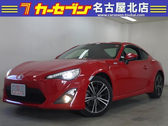 トヨタ GT 純正ナビ・Bluetooth・Bカメラ フルセグ