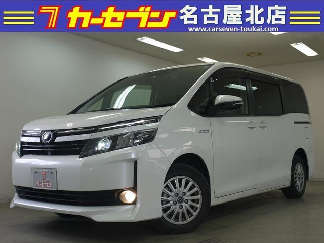 トヨタ V 両側電動スライド・シートヒーター・純正アルミ