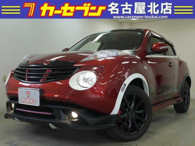 日産 15RX ケンスタイルエアロ バックカメラ 純正ナビ