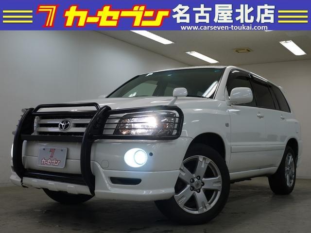 トヨタ 2.4S Gパケ ヒッチ グリルガード ヴァンガードAW