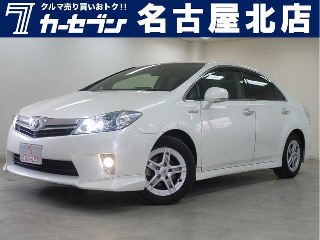トヨタ S スマートキー・HDDナビ・フルセグ・Bカメラ・HID