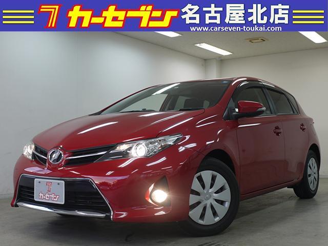 トヨタ 150X ナビ 0.5万km 1オーナー 禁煙 買取車