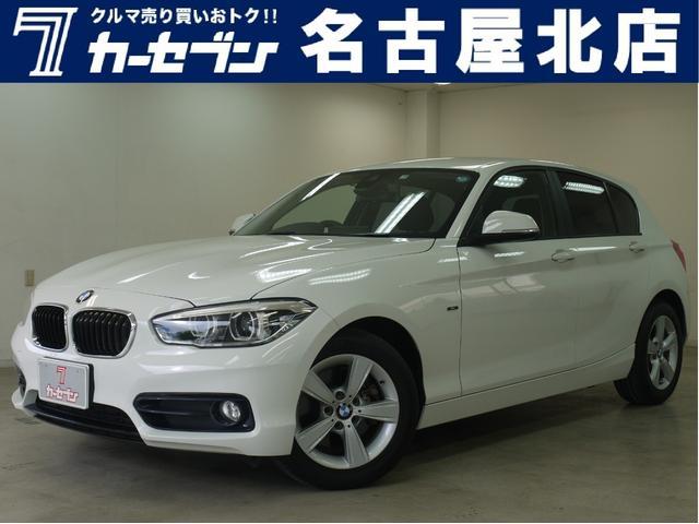 BMW 118i スポーツ LEDヘッド クルコン フルセグTV