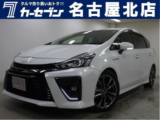 トヨタ SツーリングセレクションG's BIGXナビ OPアルミ