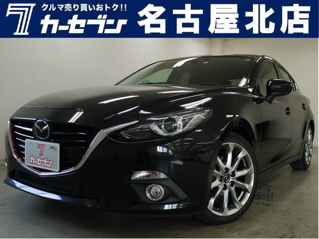 マツダ XD 6MT/サンルーフ/純正ナビ/TV/バックカメラ