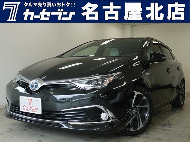 トヨタ ハイブリッドGパッケージ セーフティセンス/クルコン