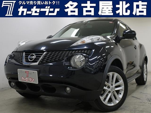 日産 ジューク 15RX タイプV ユーザー買取車/フルセグ/バックカメラ