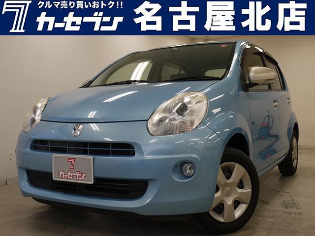 トヨタ パッソ プラスハナ フルセグ/Bluetooth/ナビ/ETC/ワンオーナー/ユーザー買取車