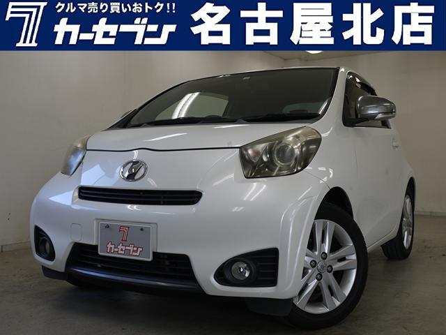 トヨタ 130G →(ゴー)レザーパッケージ ナビ/ETC/Bluetooth/フォグライト/ユーザー買取/HIDヘッド/6MT車