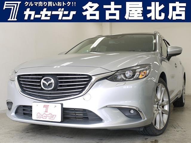 マツダ XD 新品タイヤ/6MT/衝突軽減/クルコン/4WD/ディーゼルターボ/ヘッドアップディスプレイ/バックカメラ/Bluetooth/フルセグ