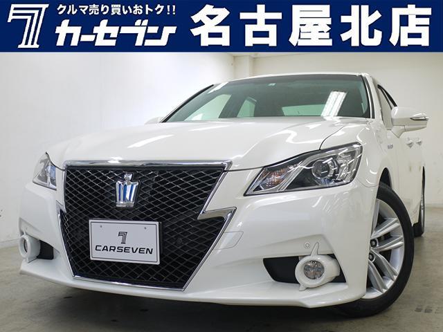 トヨタ アスリートS クルコン/フルセグ/Bluetooth/バックカメラ/シートヒーター/ナビ