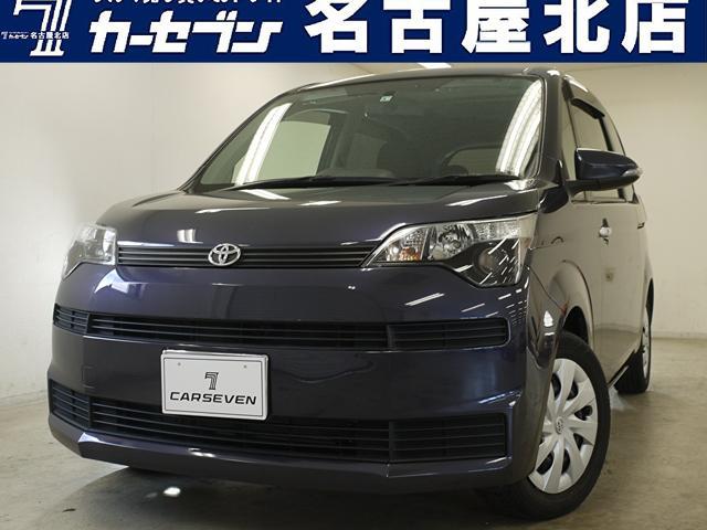 トヨタ X HIDヘッド/オートライト/スマートキー/Bluetooth/ナビ/フルセグ/バックカメラ/ワンオーナー/パワースライドドア