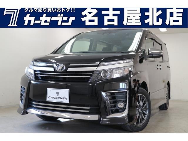 トヨタ ZS 煌II ユーザー買取/LEDヘッド/両側パワスラ/衝突軽減/レーンアシスト/フルセグ/後席モニター/7人乗り/Bluetooth