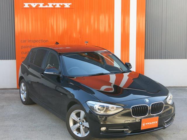 BMW 116i スポーツ1年距離無制限保証ETCバックカメラ