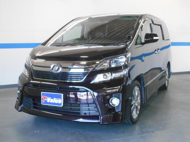 トヨタ 2.4Z ゴールデンアイズ フルセグナビ HID