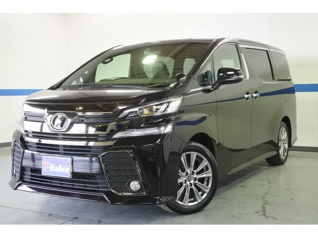 トヨタ 2.5Z Aエディション ゴールデンアイズ 試乗車 ナビ