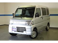 ミニキャブバンCD エアコン パワステ キーレス 4WD