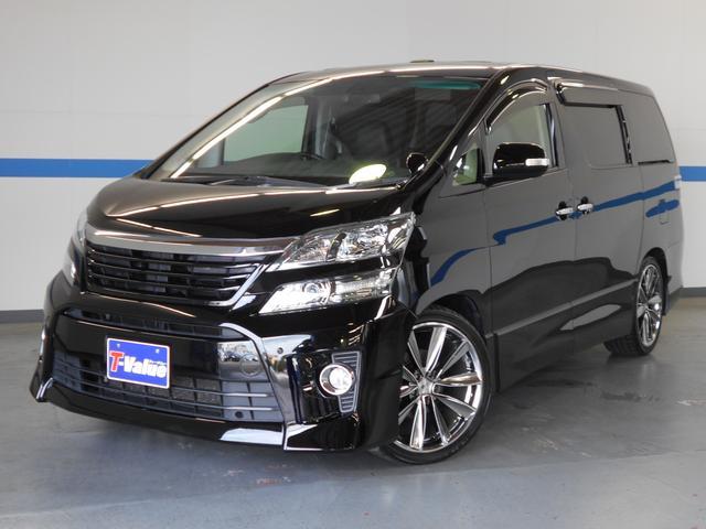 トヨタ 3.5Z Gエディション 後席モニター サンル-フ ETC