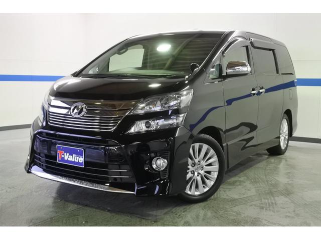 トヨタ 2.4Z フルセグTV・SDナビ・ムーンルーフ・BT