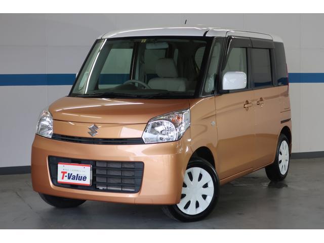 「スズキ」「スペーシア」「コンパクトカー」「岐阜県」の中古車