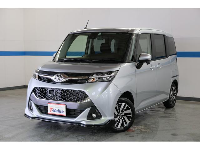 トヨタ カスタムG‐S 試乗車・サポカー・SDナビ・LEDライト