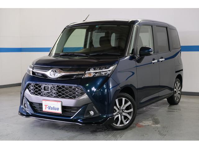 トヨタ カスタムG-T 当社試乗車 ナビ バックカメラ