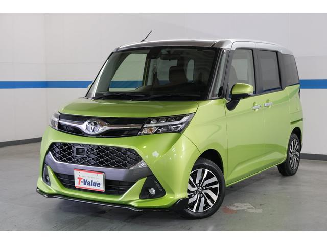トヨタ カスタムG‐S サポカー・試乗車・メモリーナビ