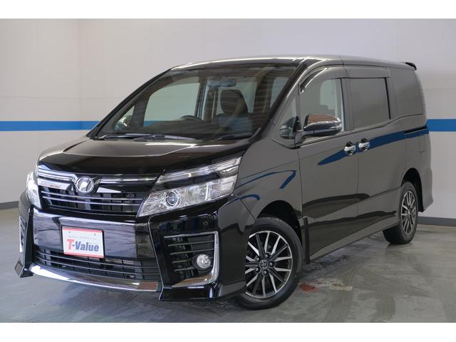「トヨタ」「ヴォクシー」「ミニバン・ワンボックス」「岐阜県」の中古車
