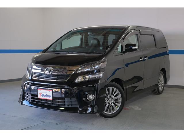 トヨタ 2.4Z ゴールデンアイズ アルパインBIG-X