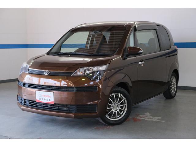 トヨタ スペイド G タイヤ4本バッテリー新品交換 禁煙車