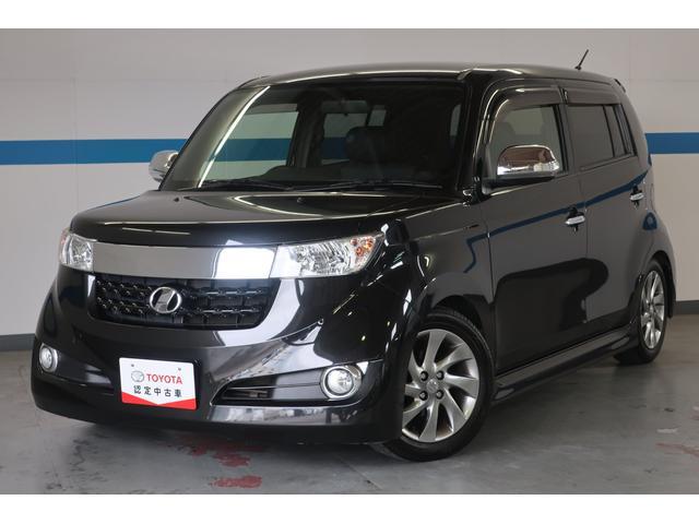 トヨタ bB Z 煌-G 4WD HDDナビ バックカメラ 車高調 ETC